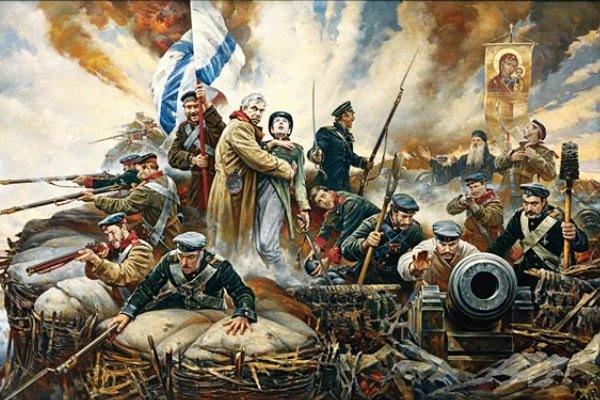 Русско-турецкие войны. 1853-1856. Крымская война