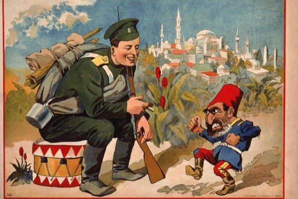 Русско-турецкие войны. 1568-1570