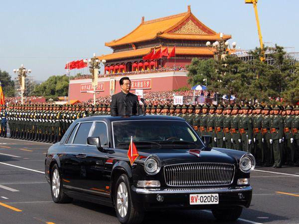 Китайские автомобили. Первая машина – «Hongqi»
