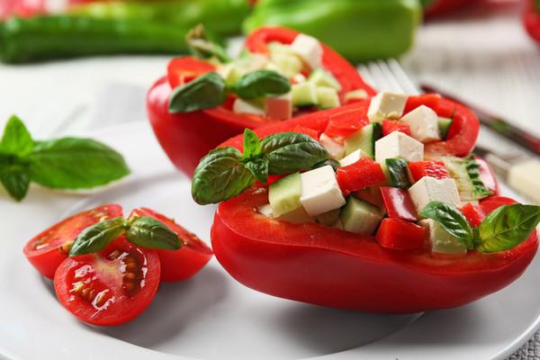 Польза болгарского перца. Вкусные болгарские перцы: секреты приготовления