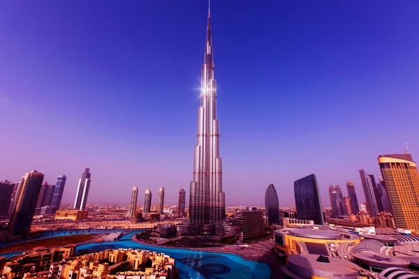 Самое высокое здание. Абсолютный рекордсмен