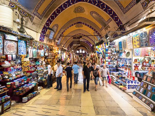 Достопримечательности Стамбула. Гранд-базар
