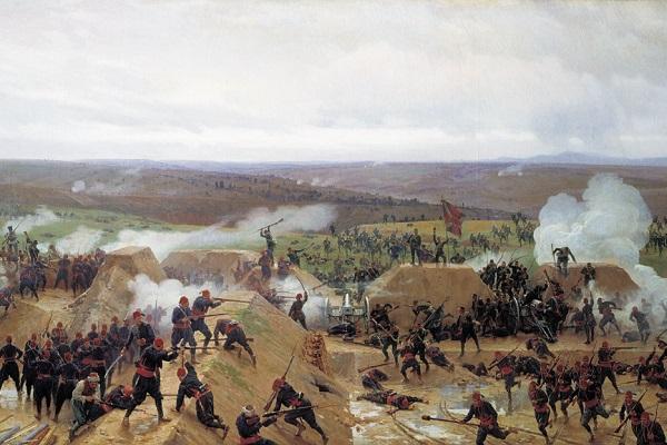 Русско-турецкие войны. 1806-1812