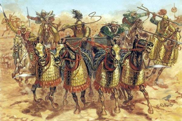 Греко-персидские войны. Ионийское восстание. Месть персов