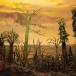 Первые растения на Земле. Зарождение жизни
