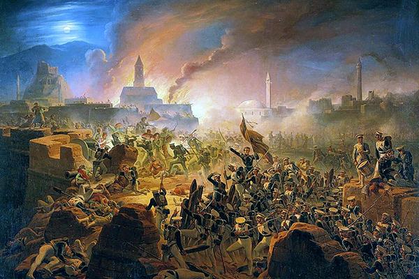 Русско-турецкие войны. 1686-1700. Азовские походы
