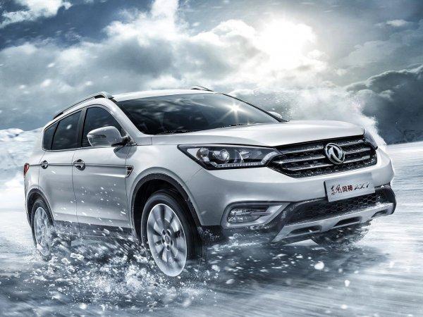 Китайские автомобили. Dongfeng
