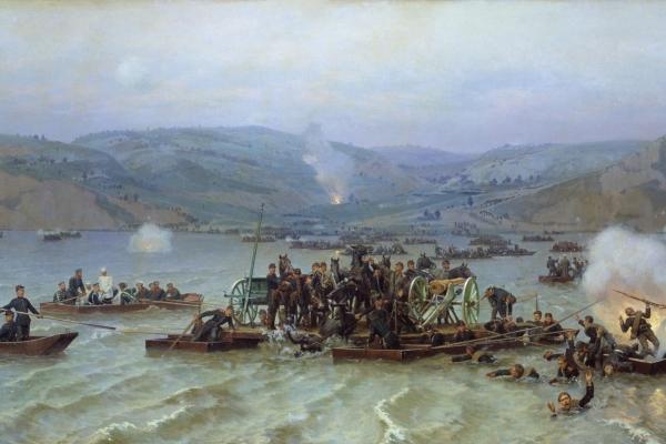 Русско-турецкие войны. 1877-1878