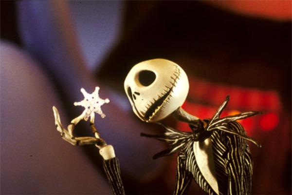 Фильмы на Хэллоуин.Кошмар перед Рождеством