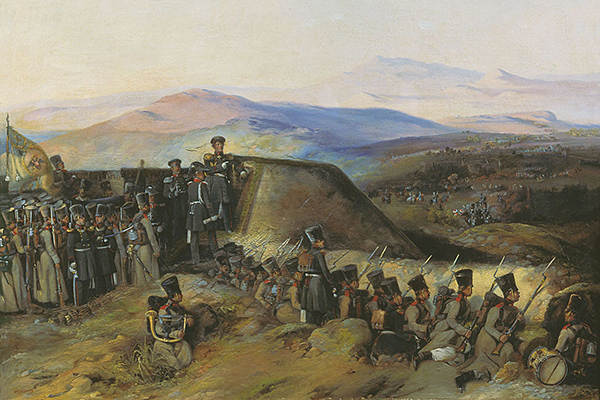 Русско-турецкие войны. 1828-1829
