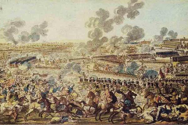Русско-турецкие войны. 1676-1681