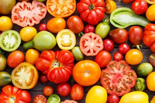 Польза и вред помидоров. Условия хранения