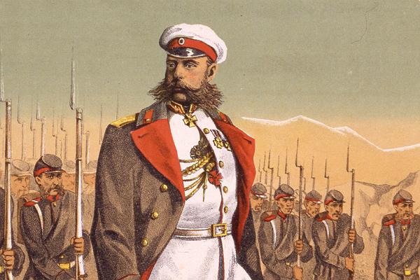 Русско-турецкие войны. 1735-1739