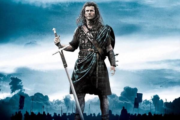 Исторические фильмы. Храброе сердце (1995)