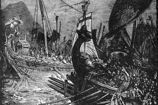 Греко-персидские-войны. Поход Ксеркса. Основные сражения