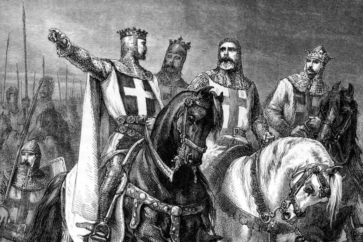 История крестовых походов. 1147–1149 года. Второй поход