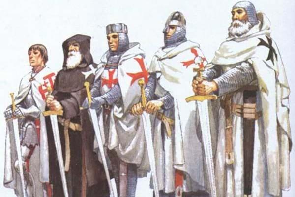 История крестовых походов. 1217–1221 года. Пятый поход