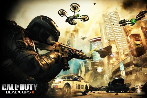 Онлайн-игры в Steam. №4 Call of Duty: Black Ops II