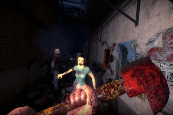 Онлайн-игры в Steam. №10 No More Room in Hell