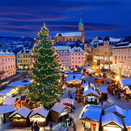 Рождественские ярмарки Европы