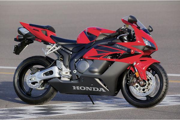 Марки мотоциклов. Honda