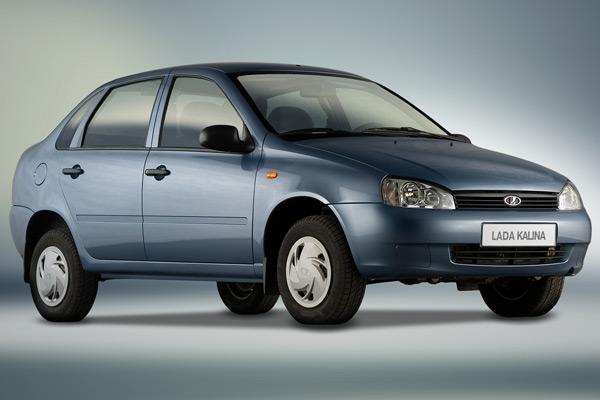 Бюджетные автомобили. Lada Kalina