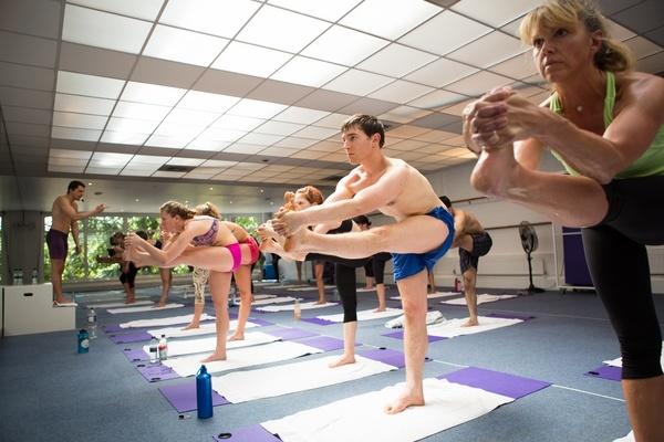 Виды йоги. Хот-йога