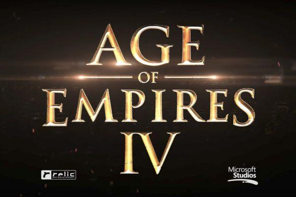 Игры 2018 года на ПК. Age of Empires IV
