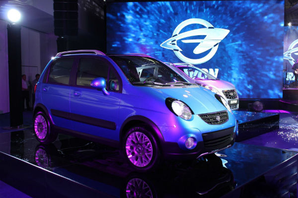 Бюджетные автомобили. Ravon Matiz