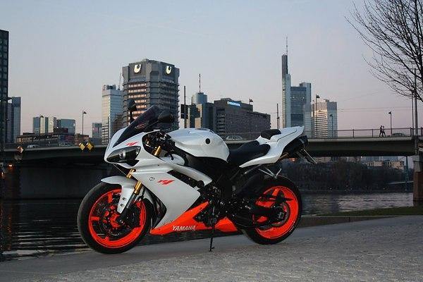 Марки мотоциклов. Yamaha