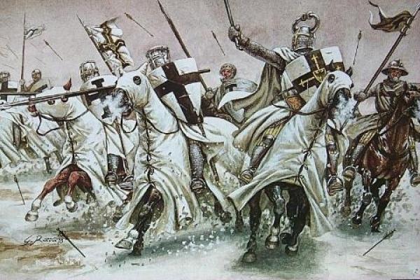 История крестовых походов. 1189–1192 года. Третий поход