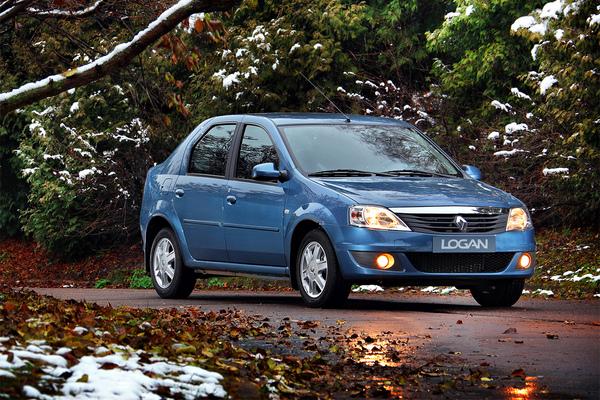 Бюджетные автомобили. Renault Logan