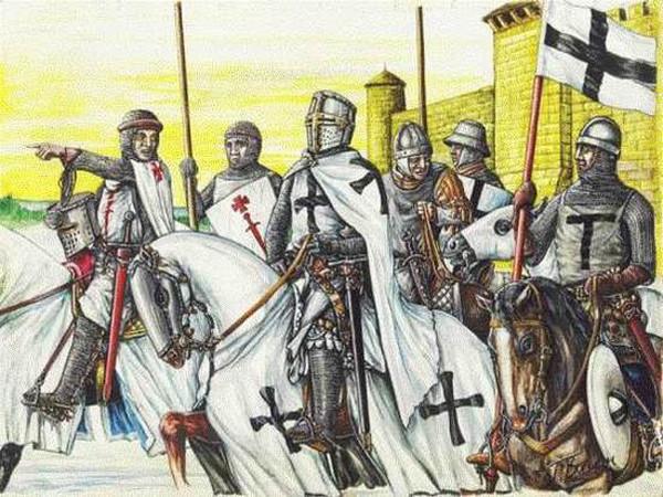 История крестовых походов. 1228–1229 года. Шестой поход