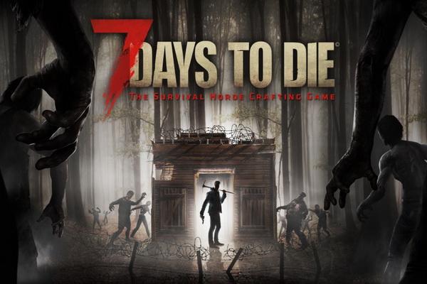 Онлайн-игры в Steam. №3 7 days to die