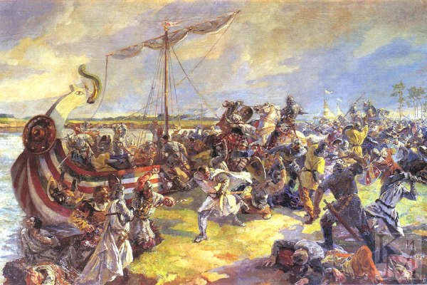 История крестовых походов. 1270 год. Восьмой поход