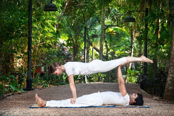 Виды йоги. Акройога