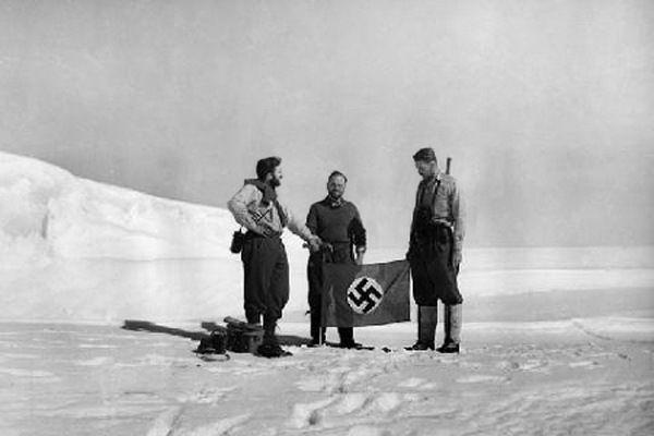 Тайны Антарктиды. Бункер Гитлера
