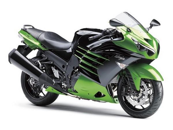 Марки мотоциклов. Kawasaki