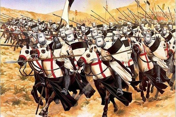 История крестовых походов. 1096 г. Первый поход