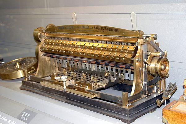 Первые компьютеры. Предыстория